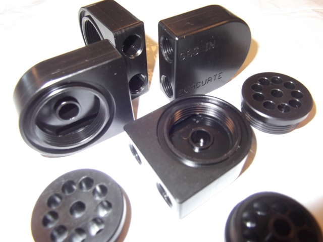 Example of CNC Milling Machining Services – Delrin