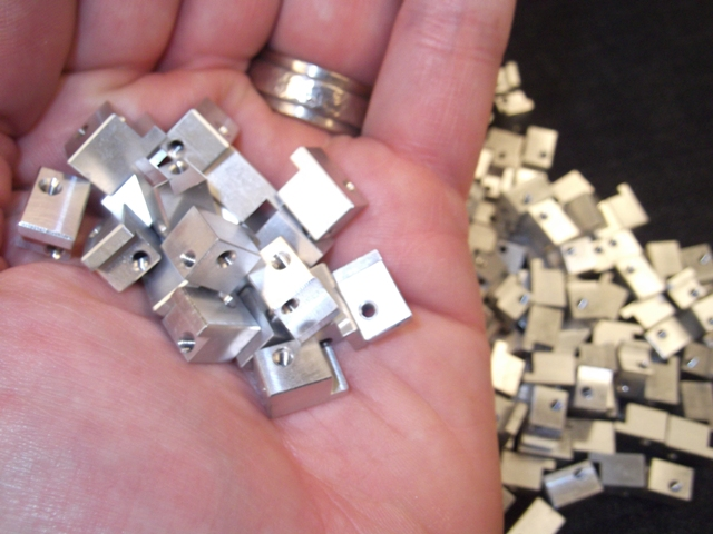 Example of CNC Milling Machining 6061 Aluminum
